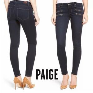 Paige Edgemont Dayton No Whiskers Jeans Size 27